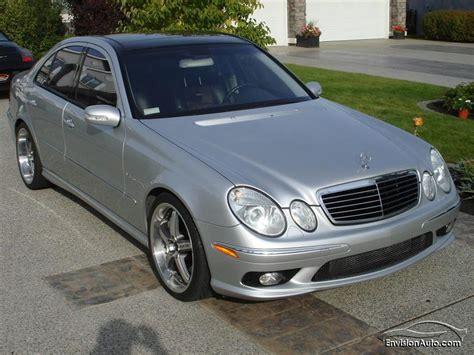 2003 E55 Amg by 2003 Mercedes E55 Amg Envision Auto