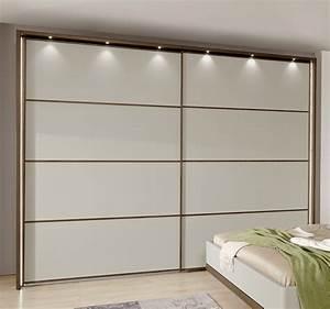 Kleiderschrank Mit Beleuchtung : schwebet renschrank z b in 250x236 cm in cremewei patiala ~ Sanjose-hotels-ca.com Haus und Dekorationen
