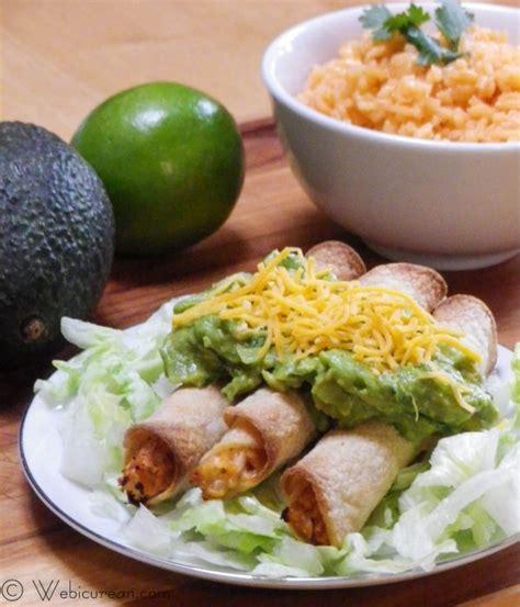 rolled tacos san diego style rolled tacos sundaysupper webicurean