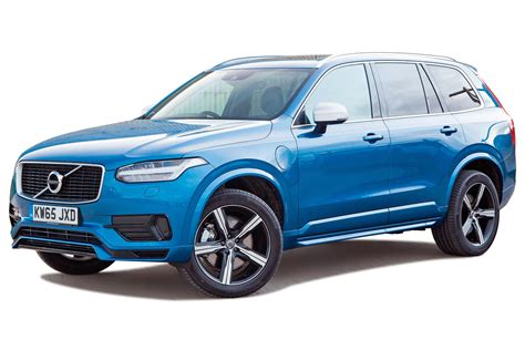 volvo xc  twin engine hybrid  review carbuyer