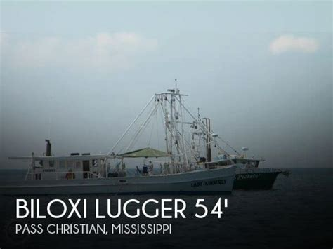 Commercial Shrimp Boats For Sale In Mississippi by For Sale Used 1948 Biloxi Lugger Shrimp Boat In Pass