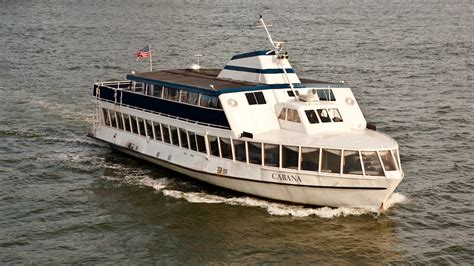 Dinner On A Boat Cruise by Cabana Boat Nyc Charters Dinner Cruise Or Rental Nyc