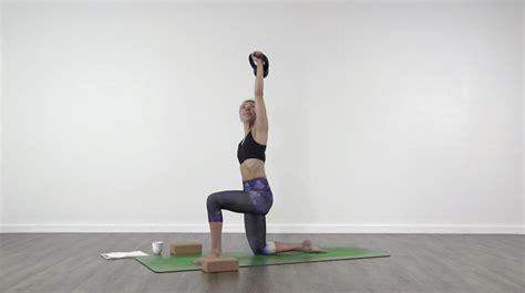 yoga kettlebell class yogateket sign