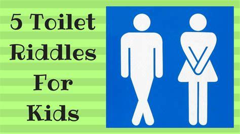 Toilet Riddles
