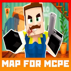 map hello neighbor for mcpe for pc windows 7 8 10 mac