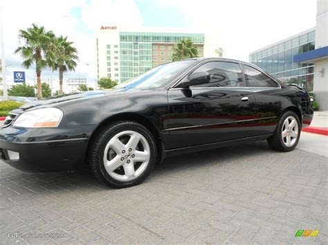nighthawk black pearl 2001 acura cl 3 2 type s exterior