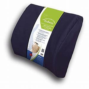 thalway best lower back pain cushion lumbar support seat With best pillow for lower back pain