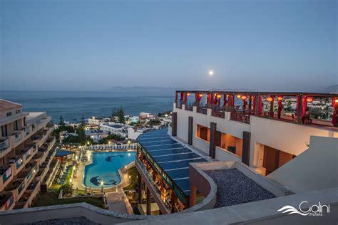 Galini Sea View 5* (Agia Marina, Crete, Greece)