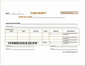 business cash receipt template 2 receipt templates With business receipt template