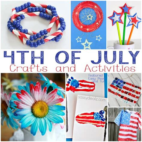 4 of july crafts 4th of july crafts for kids easy peasy and fun