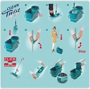 Leifheit Clean Twist System : leifheit clean twist system xl micro duo bodenwischer wischer ebay ~ Frokenaadalensverden.com Haus und Dekorationen
