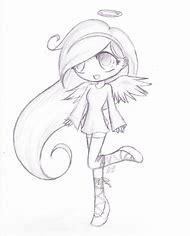 Anime Angel Girl Drawing Easy Anime Collection
