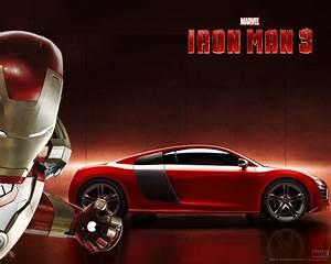 Voiture Iron Man : audi r8 e tron iron man d j bord les voitures ~ Medecine-chirurgie-esthetiques.com Avis de Voitures