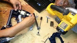 Arrow Et2025 Electric Stapler Disassemble And Repair