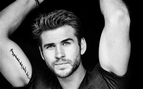 14+ Liam Hemsworth Wallpapers High Quality Resolution Download
