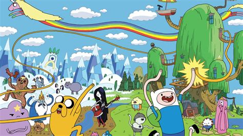 View and download for free this cartoon network wallpaper which comes in best available resolution of 1280x1024 in high quality. Cartoon Network Background for Desktop   wallpaper.wiki