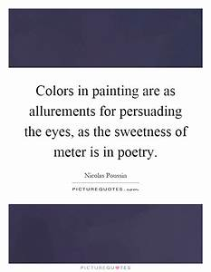Colors in paint... Trotse Meter Quotes