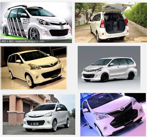 Modifikasi Xenia All New by Gambar Modif Toyota Modifikasi Mobil All New Avanza Veloz