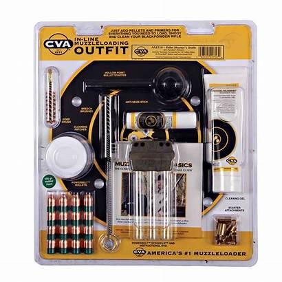 Cva Muzzleloader Outfit Caliber Accessory Larger
