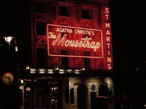 mousetrap london