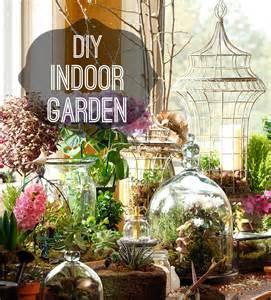 Indoor Winter Vegetable Garden