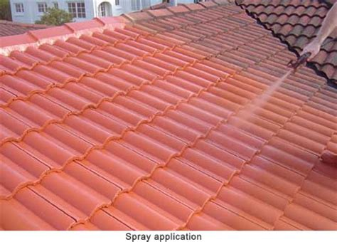 cement tile roof restoration constant clean maintain repair