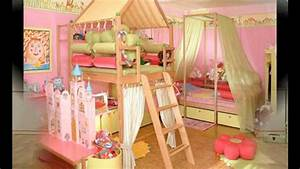 Cute Little Girl Room Designs - [peenmedia com]