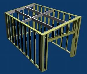 Bac Acier Point P : d couvrez les bases de l ossature bois partie 5 ~ Dailycaller-alerts.com Idées de Décoration
