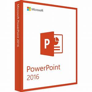 Microsoft Powerpoint 2016 Product Key