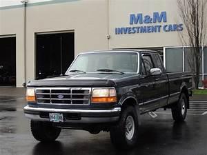 1995 Ford F  4x4    7 3l Turbo Diesel    5