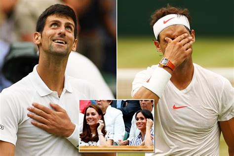 Wimbledon 2018: Djokovic downs Nadal in a match for the ages - The Hindu