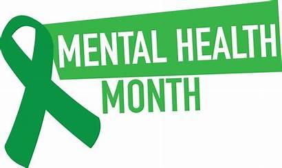Mental Awareness Health Month National Illness Transparent
