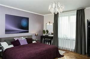Gardinen Selbst Gestalten : schlafzimmerwand gestalten 40 wundersch ne vorschl ge ~ Sanjose-hotels-ca.com Haus und Dekorationen