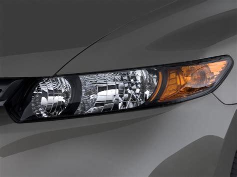 image  honda civic coupe  door auto lx headlight