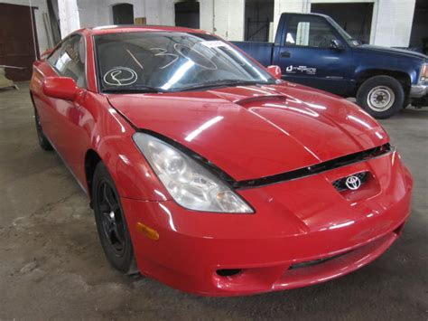 Toyota Celica Parts by Parting Out 2002 Toyota Celica Stock 130401 Tom S