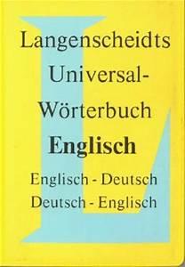 Rechnung Englisch übersetzung : langenscheidts universal woerterbuch englisch zvab ~ Themetempest.com Abrechnung