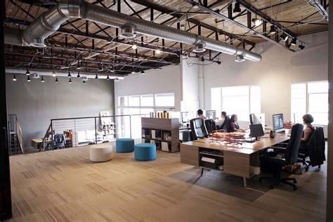 open space bureau featured scout branding loft office open floor