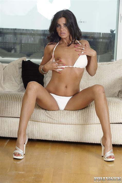 Soraya Rico Gets Her Pussy Nailed In White Bikini 1 Of 1
