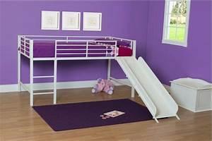 Lit Toboggan Ikea : le lit mezzanine toboggan pour le plaisir de vos chers ~ Premium-room.com Idées de Décoration
