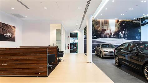 bmw showroom design bmw showroom at ubon ratchathani projects orbit design