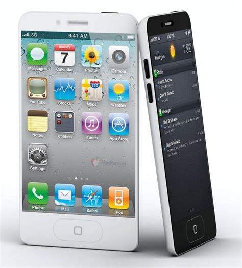 phones that look like iphone is this what the iphone 5 looks like macrumors says yes