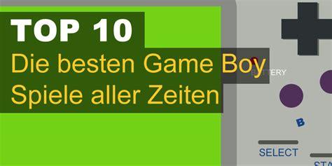 Die Besten Game Boy Spieler Aller Zeiten