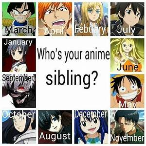 Anime Calendar Sibling •Ichigo!!! | Anime Memes ...