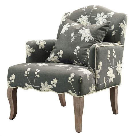 floral arm chair traditional armchairs and accent chairs