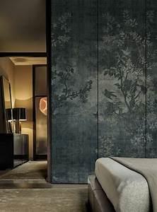 Tendance Papier Peint Couloir : les papiers peints design en 80 photos magnifiques ~ Melissatoandfro.com Idées de Décoration