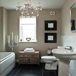 Chic Bathroom Ideas Chic White Bathroom Bathroom Housetohome Co Uk
