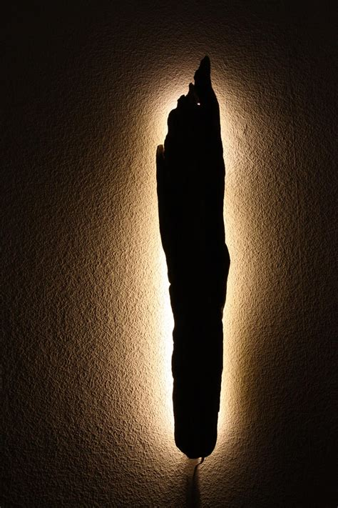 treibholz wandlampe wwwtreibholz bodenseede holz