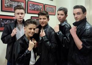 Picture gallery: Grease was the word in slick student ...
