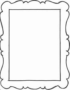 Outline Frame Clipart (27+)