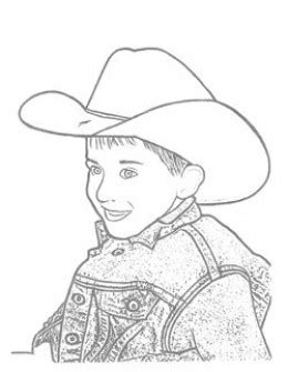 western coloring pages  printables cowboys cowgirls
